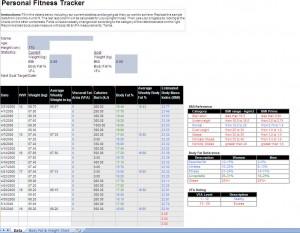 Free Fitness Tracker