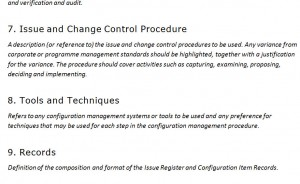 Configuration Management Strategy