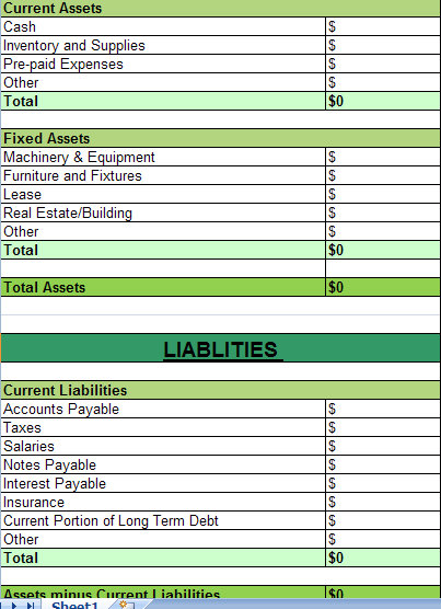 Excel Asset Tracking Template | Asset Tracking Template