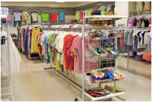 Consignment clothing business plan