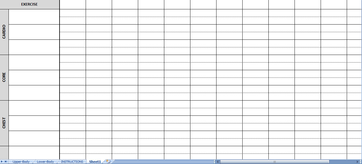 Alfa img - Showing > Blank Log Sheet Templates