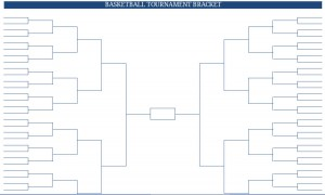 printable blank pdf ncaa women's basketball tournament bracket