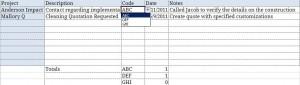 excel drop down list data validation