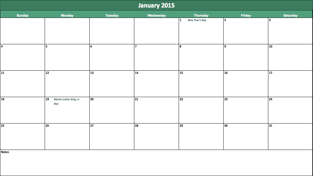 2015 calendar i can type in and print myideasbedroomcom for Calendar template that you can type in