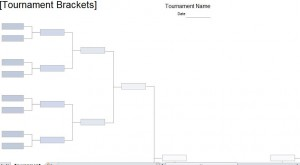 Tournament bracket template tournament brackets template for Tournament spreadsheet template