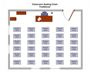 seating charts for classrooms