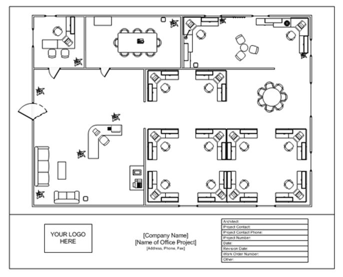 Image gallery office layout template for Office floor plan samples