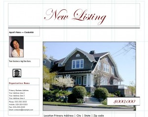 Free New Listing Flyer