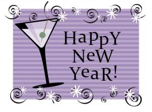 new years invitations templates