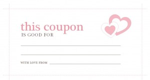 free valentines day coupons