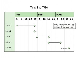 Photo of the Weekly Timeline Template
