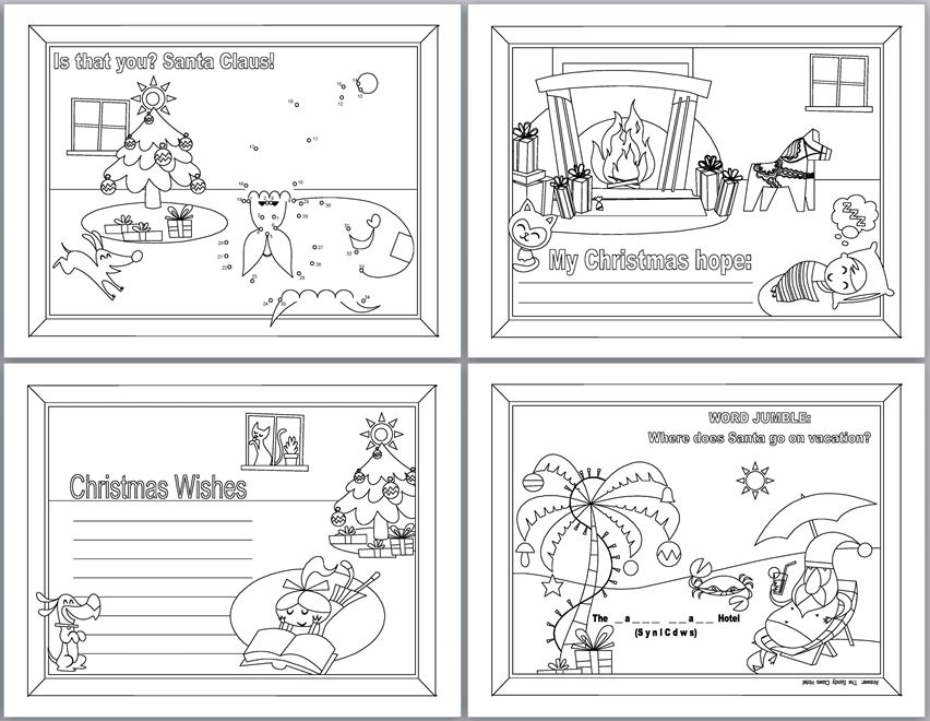 Free Color By Number Christmas Pages/page/2 | Search Results ...