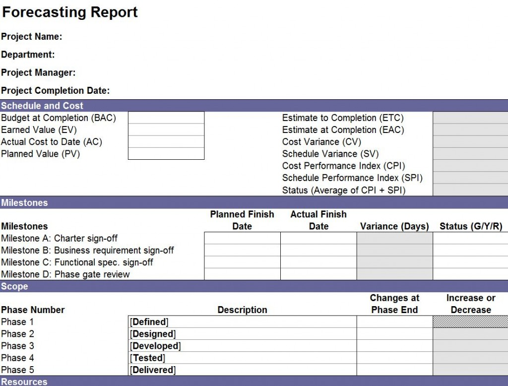 forecasting report Try the new forecasting capabilities of power view today on your own data or with the sample report available as part of the power bi report samples.