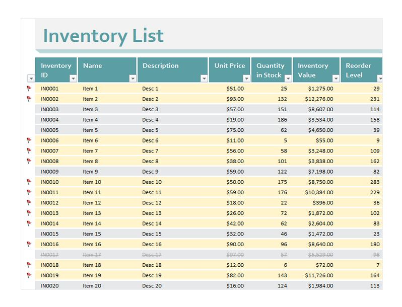 fifo spreadsheet template - inventory templates free inventory templates