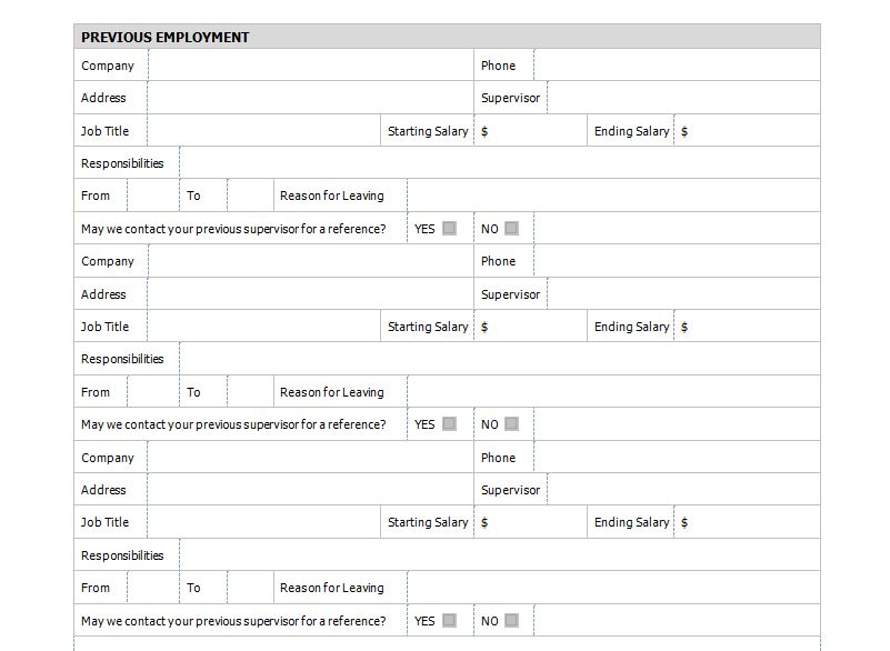 Job-Application-Form-Template Job Application Form Template Excel Pdqb on