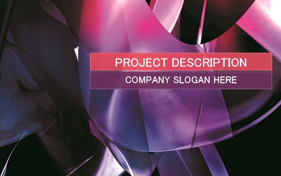 project report cover page template .