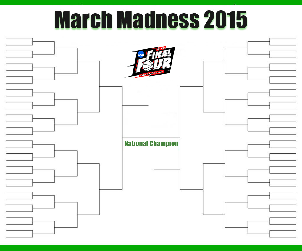 printable march madness bracket - photo #40