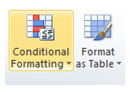 Applying Conditional Formatting in Excel