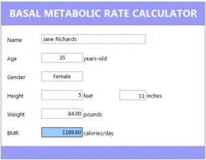 bmr-calculator