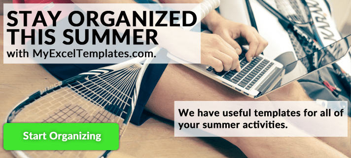 Stay Organized with MyExcelTemplates.com