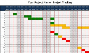 Project-Management-Progress-Tracker-Template
