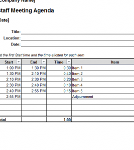 Staff-meeting-agenda