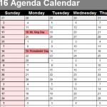 2016 Agendar Calendar (1)