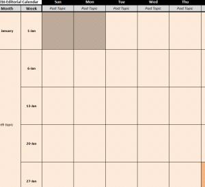 Yearly Social Media Calendar (1)