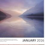 2016 Photo Calendar Template