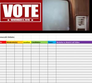ME-Democrat-Primary-Debate-Schedule