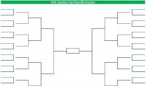 2011 Printable pdf nhl playoff bracket