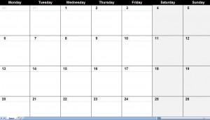 june 2011 calendar printable template
