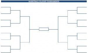 2011 Printable PDF NBA Playoffs Bracket