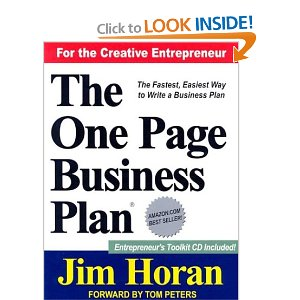 Business Plan Template For A Start Up Business