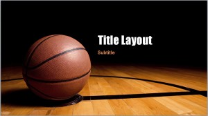 Free Basketball Presentation