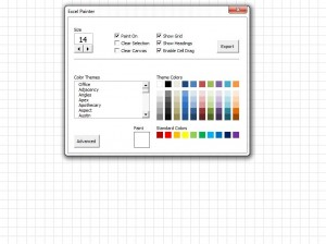 Free Excel Painter