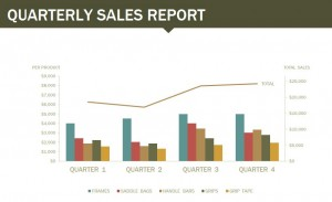 Free Quarterly Sales Report